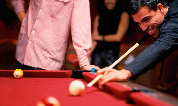 Eastside Billiards & Bar - Upper East Side: Two Hours of Pool and Ping-Pong with Pizza for Two or Four at Eastside Billiards & Bar (50% Off)