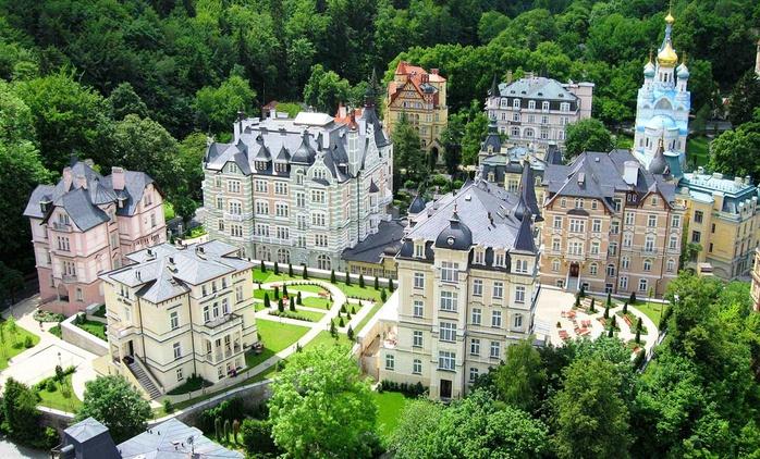 Karlsbad, Tschechien: 3 bis 8 Tage für 1 oder 2 im DZ oder einer Suite inkl. Deluxe- oder VIP-Paket im 5* Hotel