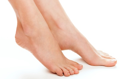 Laser Toenail-Fungus Treatment on One or Both Feet at South Texas Foot Institute (Up to 74% Off)