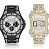 Bulova Men's Crystal Watches