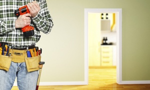 H@M  יזמות צבע ושיפוצים: עבודות שיפוץ ותיקון בבית למשך שעה ב-69 ₪ בלבד, או צביעה מקצועית ל-2, 3 או 4 חדרים, החל מ-389 ₪ בלבד!