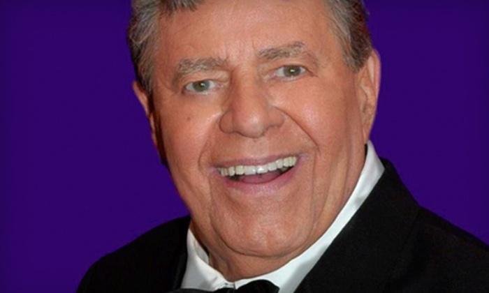 Jerry Lewis Live In Concert - Bergen Performing Arts Center: Jerry Lewis Live In Concert at Bergen Performing Arts Center on April 4 at 7 p.m. (Up to 51% Off)