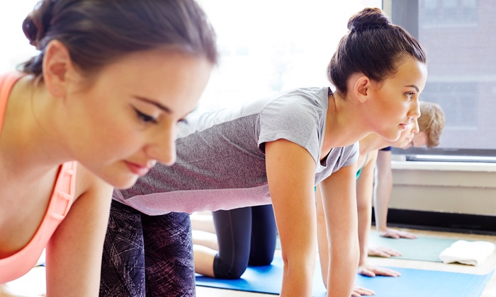 Hot Yoga Markham - Markham: One or Two Months of Unlimited Classes at Hot Yoga Markham (Up to 80% Off)