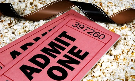 $11 for a Movie for Two with Popcorn and Soda at Southwest Theatres ($21.25 Value)