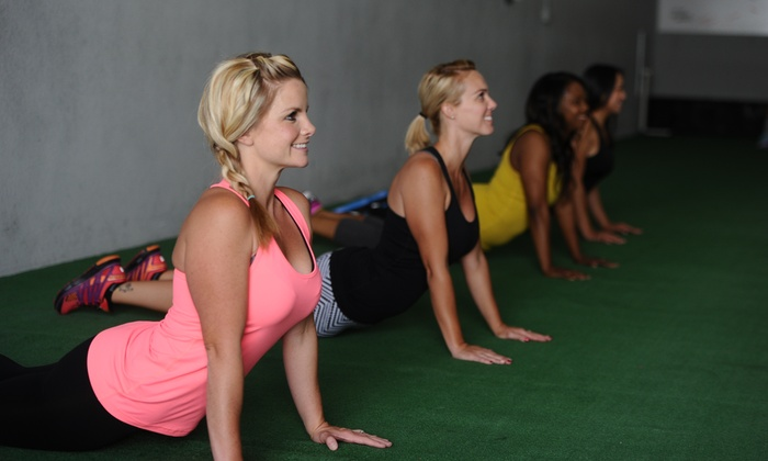 Afterburn Personal Training - Victorville: Up to 51% Off Boot Camp Classes at Afterburn Personal Training