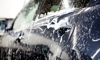 image for Three Regular Washes or One Car Wash with Wax and Tire Dressing at Magic Car Wash (Up to 46% Off)