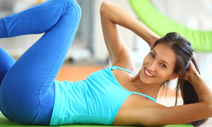 Dynamic Health & Fitness - Columbia: 12 Weeks of Gym Membership at Dynamic Health & Fitness (56% Off)