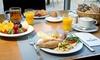 Genießer-Frühstücksbüffet + Sekt