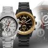 Geneva Platinum Lachen Men's Watch
