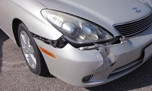 MiCar Collision Center: $25 for $100 Toward Dent and Paint Repair Services at MiCar Collision Center