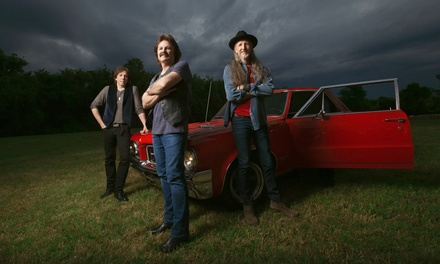 The Doobie Brothers at Carl Black Chevy Woods Amphitheater on Saturday, May 9, at 6:30 p.m. (Up to 58% Off)