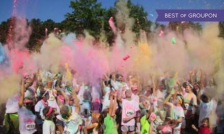 $29 for Color My Run 5K Race on Saturday, April 11 (Up to $50 Value)