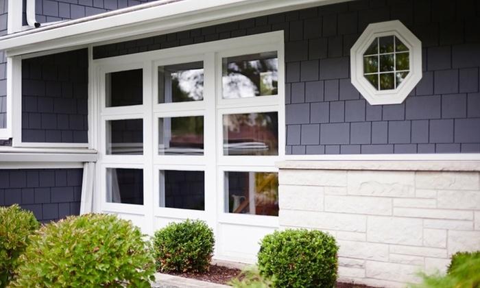 Good Guy Windows LLC - Seattle: $96 for $960 Groupon — Good Guy Windows Llc