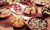 Dick & Jane's Tapas and Martini Bar - Mebane: $18 for a Tapas Experience for Two at Dick & Jane's Tapas and Martini Bar (Up to $36 Value)