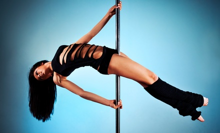 10, 20, or One Month of Unlimited Pole, Aerial, or Dance Fitness Classes at inFit Dance (Up to 84% Off)