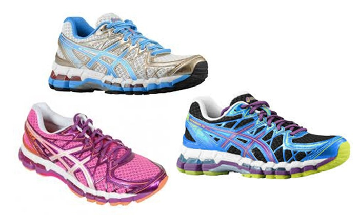 asics gel kayano 20 running shoes womens canada