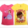 $9.99 for Disney Kids' T-shirts