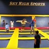 Up to Half Off Trampolining or Party at Sky High Sports
