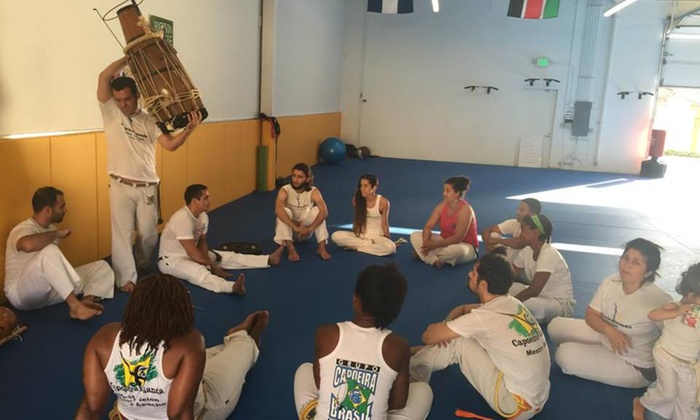 LCCT Concord - Concord: Up to 54% Off Capoeira  at LCCT Concord