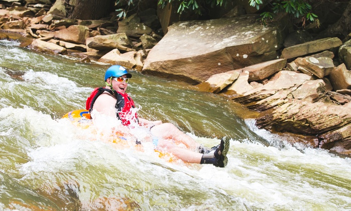 Coal Tubin' - Johnstown: White-Water Tubing for One, Two, or Four from Coal Tubin' (Up to 50% Off)