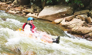 Coal Tubin': White-Water Tubing for One, Two, or Four from Coal Tubin' (Up to 50% Off)