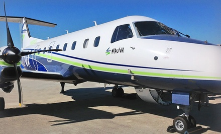 groupon daily deal - 6-Day AirCruise of US East Coast and Ontario with Private Flights, Hotels, and Meals from Mauiva AirCruise