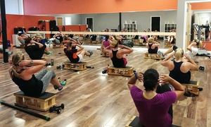 Tone Zone: 10 Group Fitness Classes or One Month of Unlimited Classes at Tone Zone (Up to 65% Off)