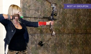 Andreeva Archery Range, LLC: One Hour of Archery for Two or Four at Andreeva Archery Range, LLC (Up to 44% Off)