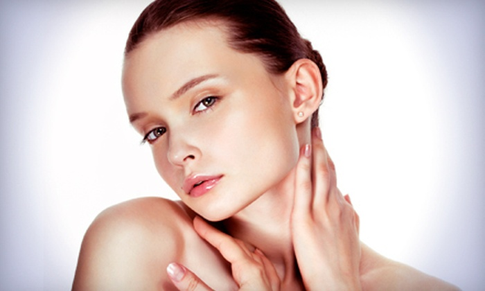 Vanity Chicago - York: Three or Six Microdermabrasion Treatments at Vanity Chicago (Up to 81% Off)