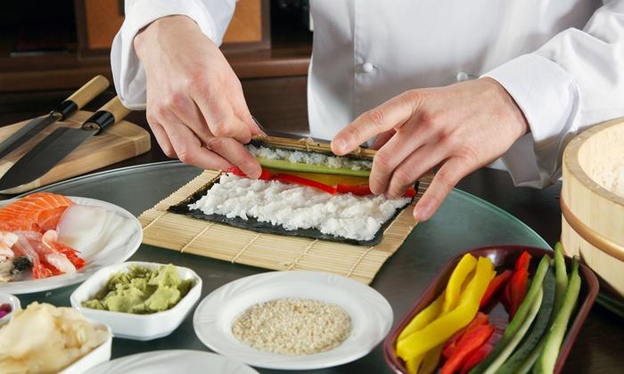 Corso online cucina giapponese ermes srl groupon - Corso cucina giapponese groupon ...