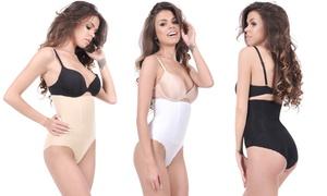 (Mode)  Culotte taille haute gainante -74% réduction