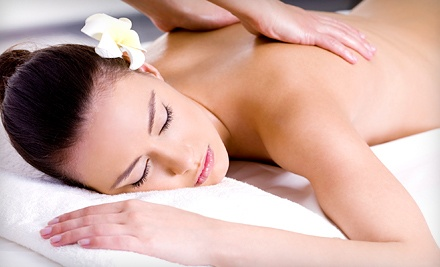 Banya Treatment with 30- or 60-Minute Massage, or Hourglass Body Wrap at Healing Hands (Up to 59% Off)