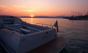 BERTOLDI BOATS: Gita in motoscafo sul Lago di Garda di una, 2 o 3 ore al tramonto da Bertoldi Boats (sconto fino a 67%)