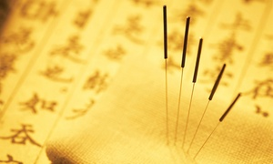 Super Chinese Acupuncture and Acupressure: One, Three, or Six Acupuncture Treatments at Super Chinese Acupuncture and Acupressure (Up to 61% Off)