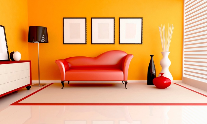 Monet - Seattle: $69 for Two-Hour Interior Color Consultation from Monet Painting ($150 Value)