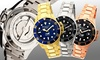 Heritor Pytheas Collection Men's Diving Watch
