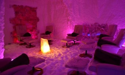 Zouttherapiesessie in een privéruimte of gezamenlijke ruimte bij Helokliniek Tilburg