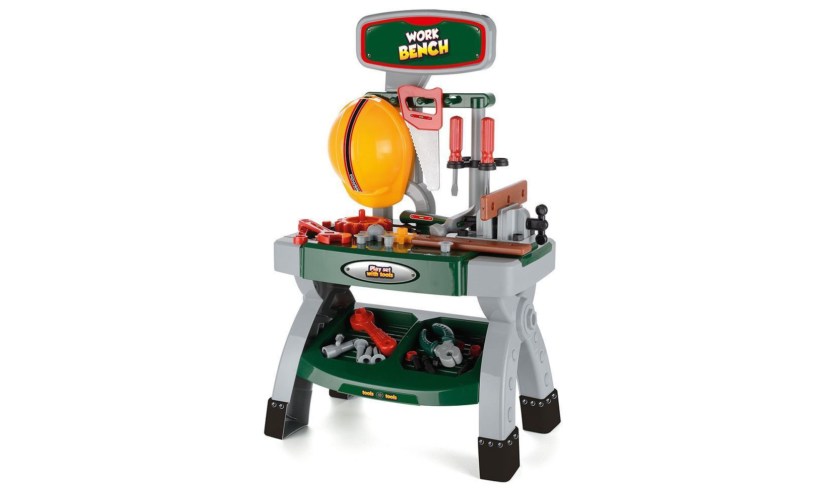Toyrific Work Bench with Tools From £21.98