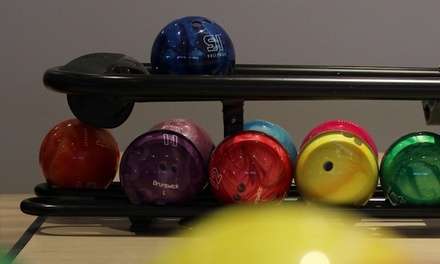 Een uur bowlen incl. bitterballen óf een 2gangendiner bij Bowling De Thoolse Brug