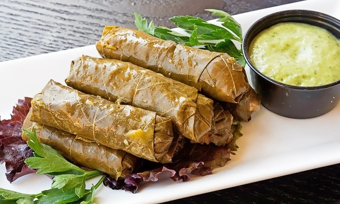 Pita Cafe - Wicker Park: $12 for $20 Worth of Middle Eastern Food at Pita Cafe