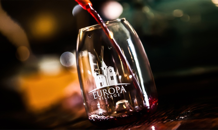 Europa Village - Temecula: Winery Tour, Tastings, Class, and Picnic for 2 or 6 at Europa Village (Up to 70% Off). Four Options Available.