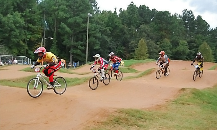 Hornet's Nest BMX - Sunset Road: BMX Racing Experience for One, Two, or Four at Hornet's Nest BMX (Up to 59% Off)