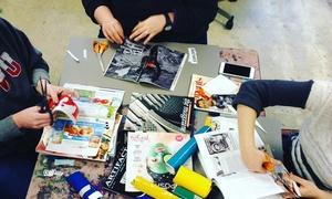 Art ala Carte: All-Ages Open Studio or Grown Folks Night for One or Two at Art ala Carte (Up to 58% Off)