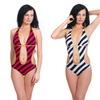 Prestige Edge Striped One-Piece Swimsuit