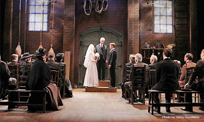 """Our Town"" - Madison: The Shakespeare Theatre of New Jersey's ""Our Town"" at F.M. Kirby Shakespeare Theatre (Up to 62% Off)"