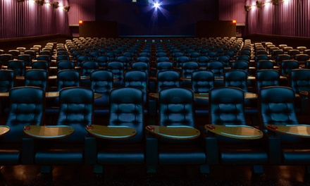 $5 for One Movie Ticket at Studio Movie Grill ($10.50 Value)