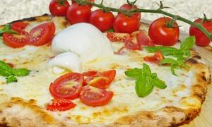 Osteria Numero 1: Menu con pizza a scelta, antipasto di salumi misti, dolce della casa e birra sul lago di Lenno (sconto fino a 75%)