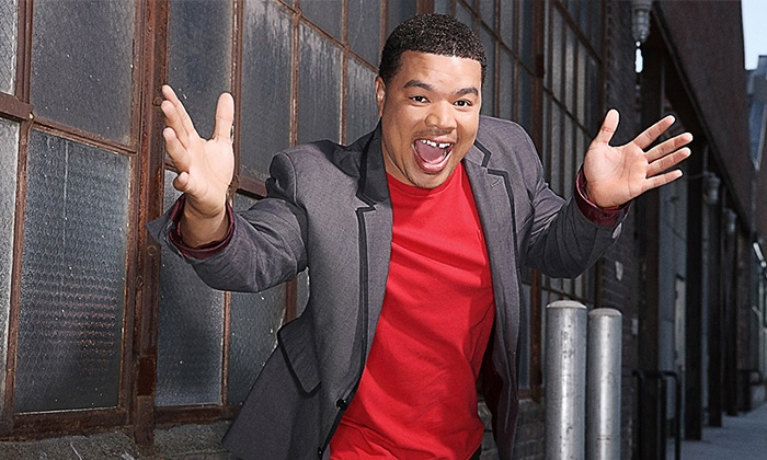 """MJC Entertainment Presents: The """"We Know Comedy Series!"""" - Sidney Marcus Auditorium (In Georgia World Congress Center): """"We Know Comedy Series!"""" Featuring Red Grant at Sidney Marcus Auditorium on Friday, September 4 (Up to 26%Off)"""