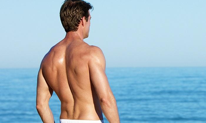 MENS SPA - MENS SPA SALON MINNEAPOLIS: Men's Brazilian Wax or Back Wax atMENS SPA(Up to 52% Off)