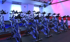 Momentum Cycling & Fitness: Indoor-Cycling and Group Fitness Classes at Momentum Cycling & Fitness (Up to 68% Off). Two Options Available.
